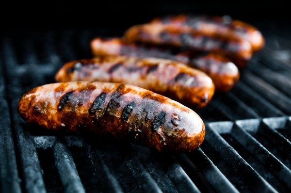 """""""grilled sausages"""""""