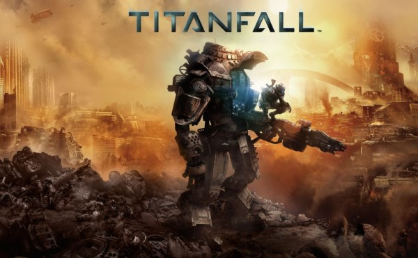 'Titanfall' is an action FPS where players control the pilots in mecha-suits.