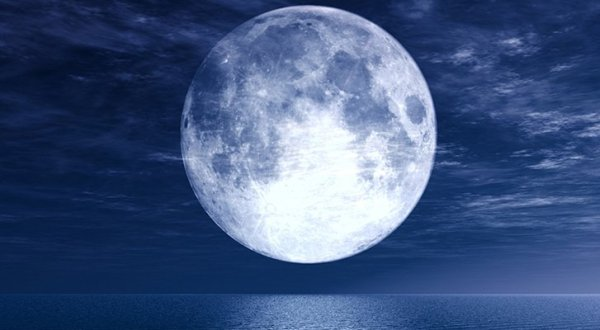 """""""last supermoon of the year"""""""