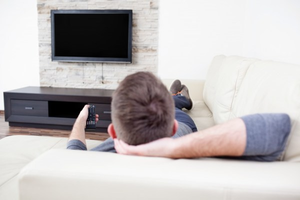 """""""watching tv will kill you"""""""