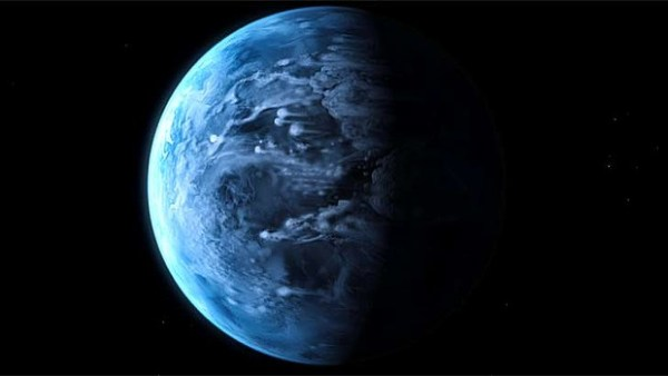 """exoplanet with powerful winds"""