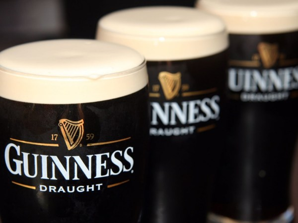 """""""guinness changing its tradition"""""""