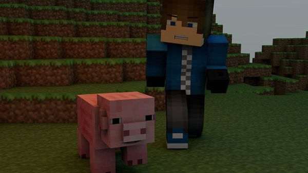 """""""Minecraft has over 100 million players from all around the world."""""""
