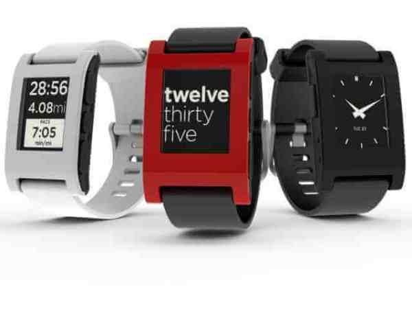 """""""pebble smartwatches"""""""