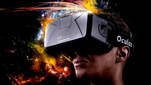 Oculus Rift is on its way