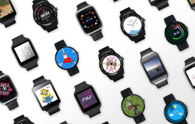 """""""Google Android Wear"""""""