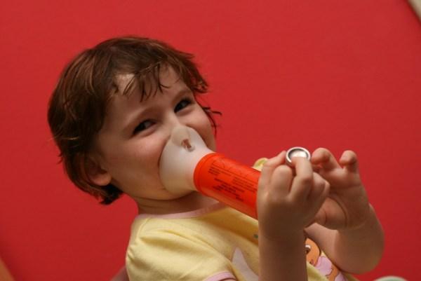 """asthmatic child"""