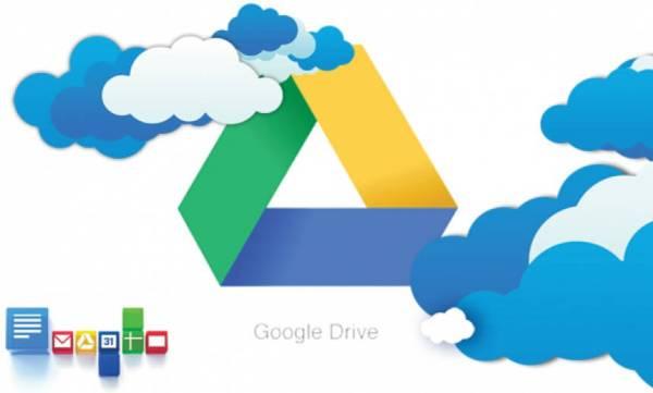 """""""Google Drive update"""""""