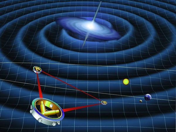 """gravitational waves"""