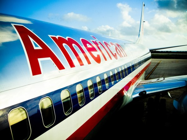 """american airlines"""