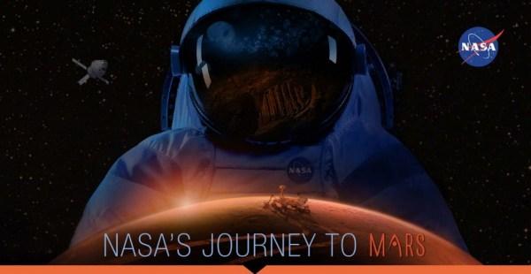 """""""journey to mars"""""""