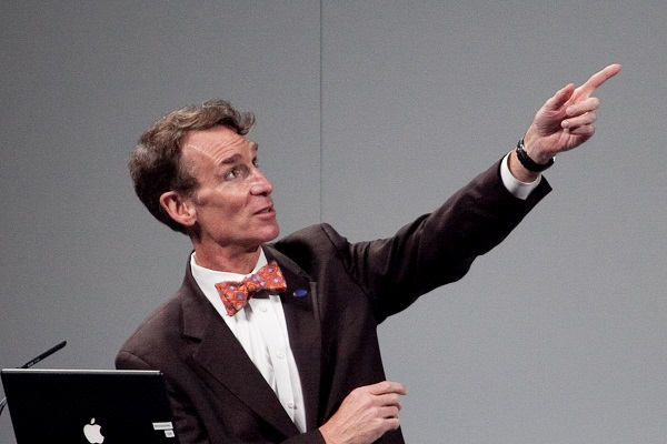 Bill Nye's impressions on Noah's Ark are not positive