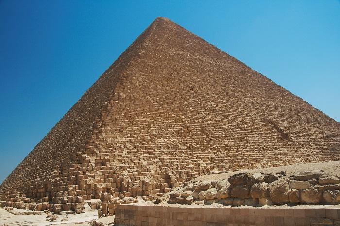 Great Pyramid Of Giza  New Rooms