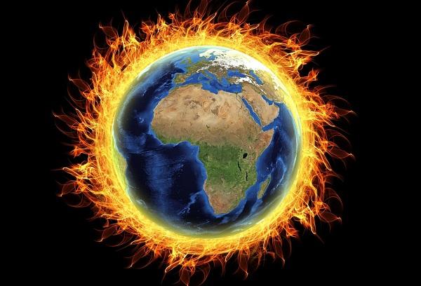 Burning Terra