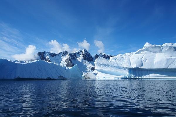 A landscape of Antarctica
