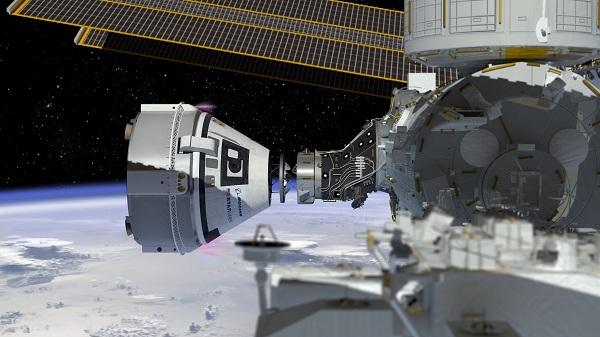 Starliner spacecraft