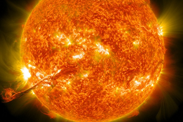 Solar ejections