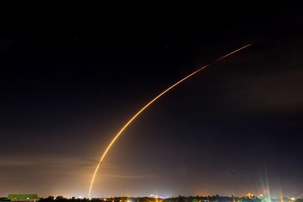 SpaceX launching Falcon9