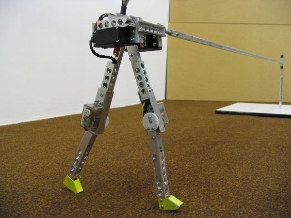 A bipedal robot