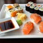 Sushi Puts People at Risk of Parasitic Infection