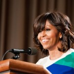 Michelle Obama Gave a Speech at Apple's WWDC