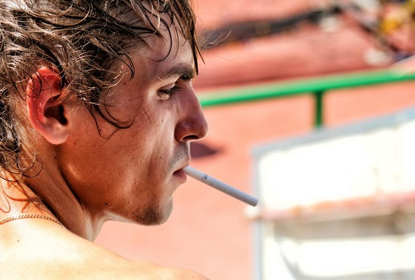 Bad news for anyone who smokes even just one cigarette a day