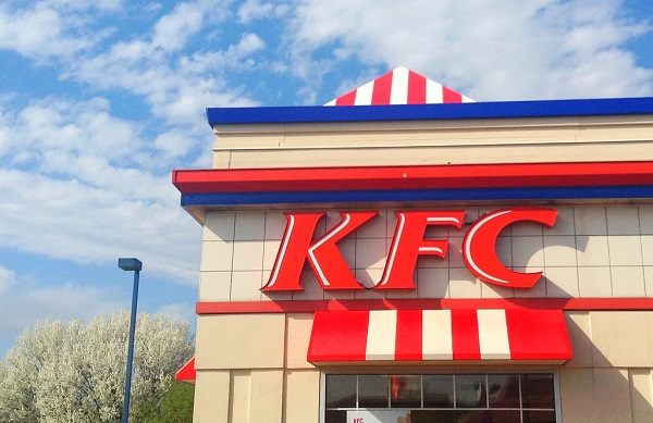 KFC Milkshakes