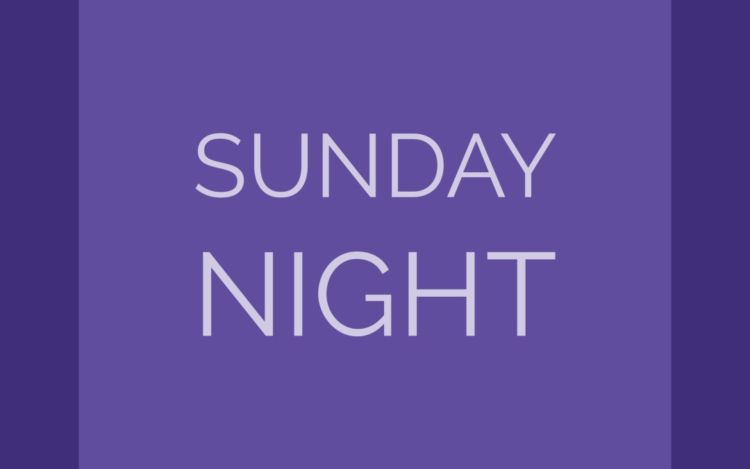 MS Sunday Night Youth