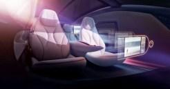 Volkswagen-Konzept für Elektro-Auto