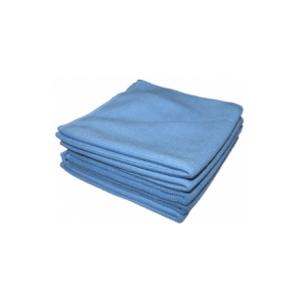 MICROFIBRE BLEU - 32*32 - kit chariot -apfn hygiène