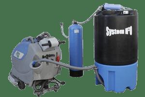 System H²O Flash apfn hygiène - distributeurs