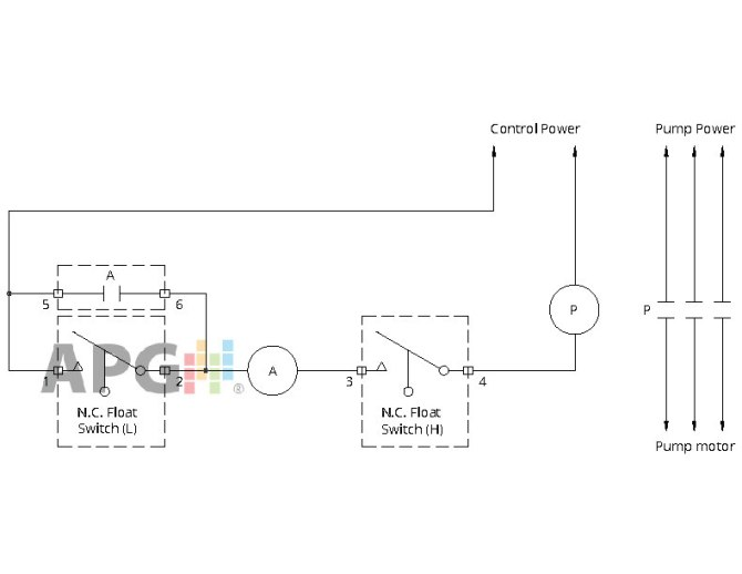 a c float switch wiring diagram  pietrodavicoit power