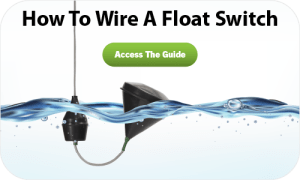 Float Switches for Simplex Pump Control | APG