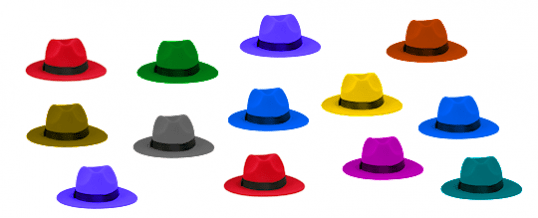 Fashionistas!  What Hats Does an Advocate Wear?
