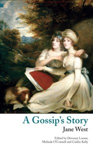 A Gossip's Story by Jane West