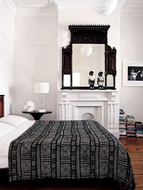 I Am A Simple Girl Wallpaper Decorating With Mud Cloth Aphrochic Modern Soulful Style
