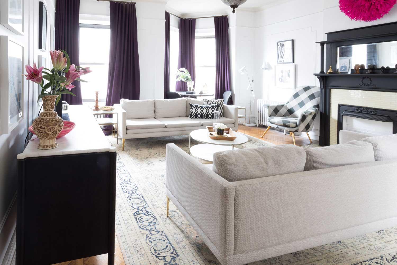 clic design sofa abbyson austin leather white gray wall and in
