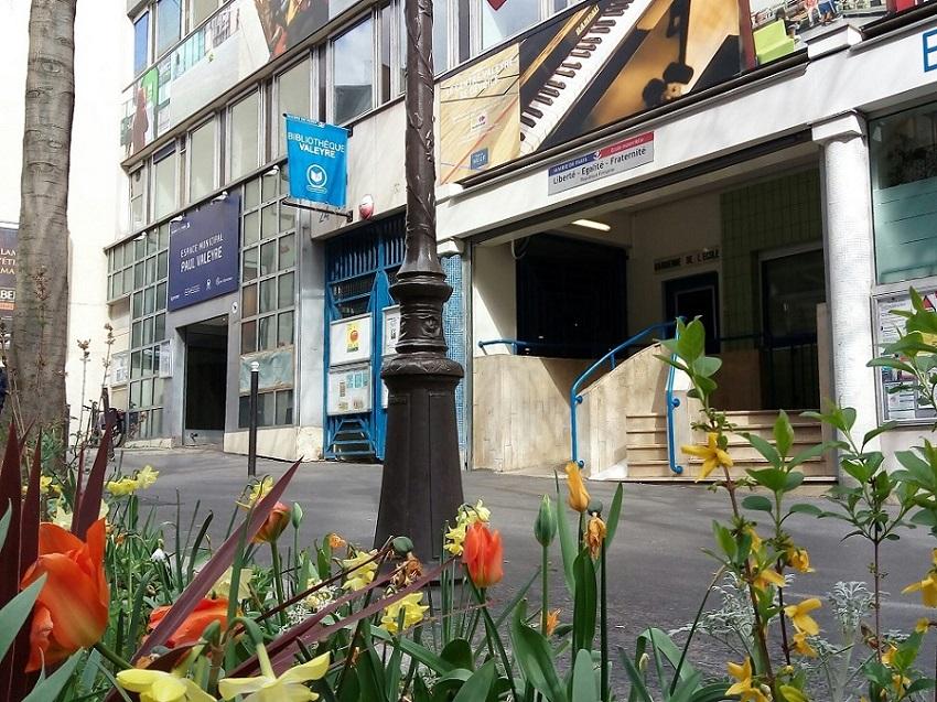 bibliotheque valeyre ville de paris