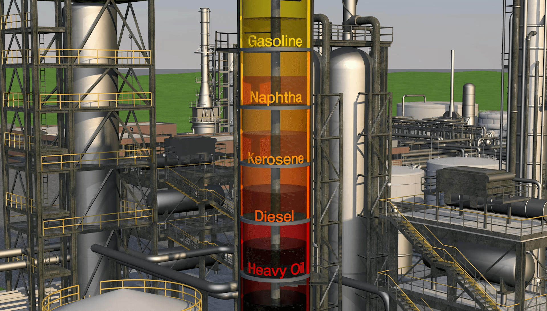 small resolution of distilling column
