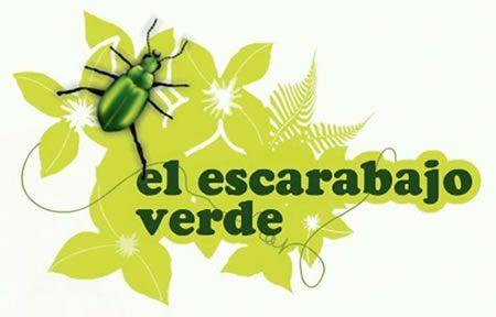 o besouro-verde