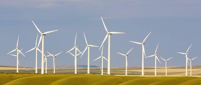 Permis accordé pour 8 éoliennes à Blandain en 2014
