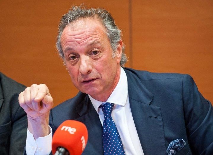 Diego Valero, presidente de Novaster.