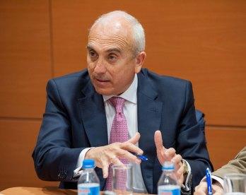 José Luis Martínez Campuzano, responsable de comunicación de la AEB.