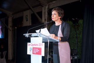 Inmaculada López Vadillo, Premio San Cayetano de Periodismo