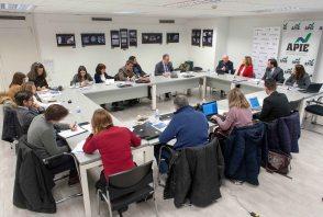 Un momento de la presentación del XIII Informe de Juntas Generales elaborado por el Foro de Buen Gobierno.