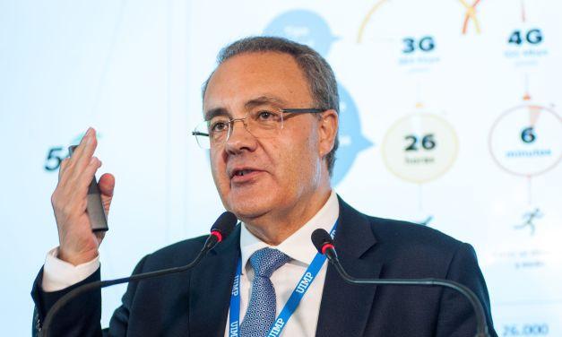 """Tobías Martínez: """"Quisiera que Cellnex tuviera más inversores españoles"""""""