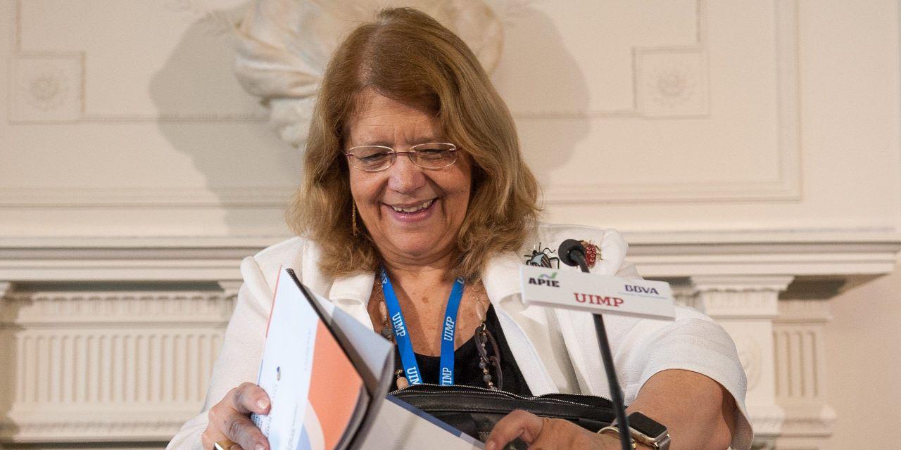 """Elvira Rodríguez: """"El análisis de los datos debe servir para mejorar la gestión y la toma de decisiones en Tragsa"""""""
