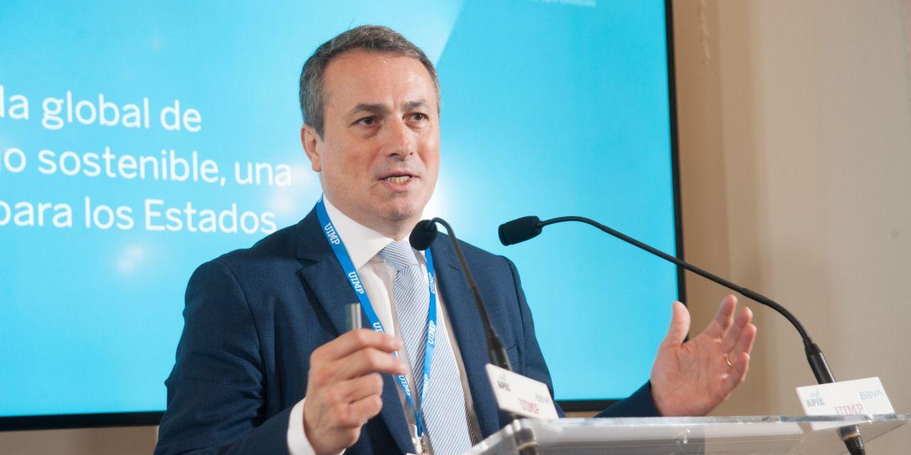 """Antonio Ballabriga: """"En un año y medio la banca incluirá el cambio climático en sus test de estrés"""""""