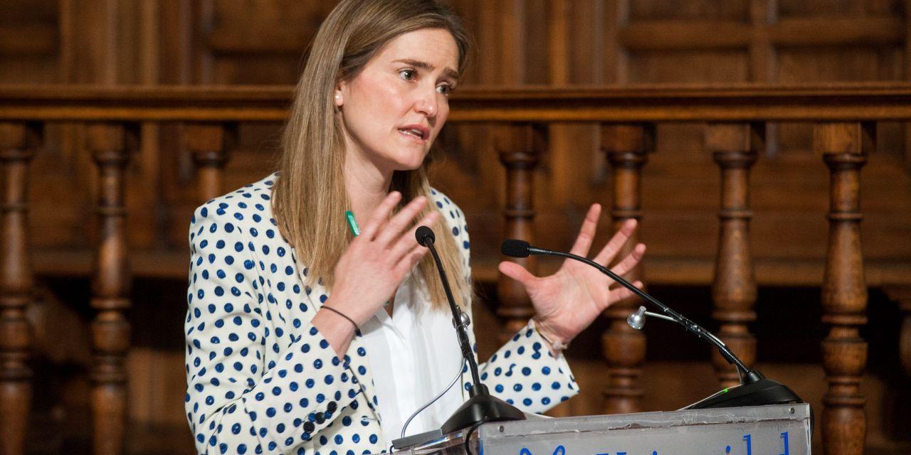 """Sara Aagesen: """"Debemos alcanzar la neutralidad climática antes de 2050"""""""