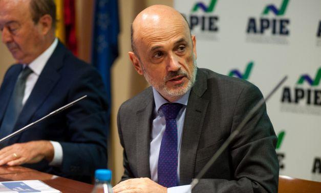 """Manuel Pérez-Sala: """"estamos ante una campaña de desinformación sobre los impuestos que pagan las empresas españolas"""""""